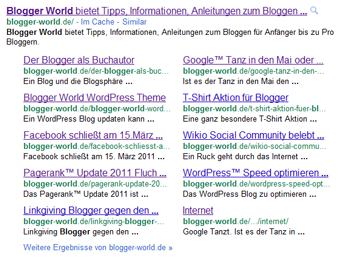blogger-world-Google-Suche