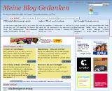 bloggedanke